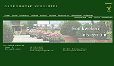 website thumbnail greenhouse.be