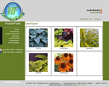 website thumbnail hostafolie.eu