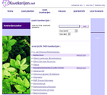 website thumbnail kwekerijen.net
