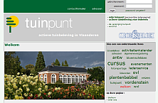 website thumbnail tuinpunt.be